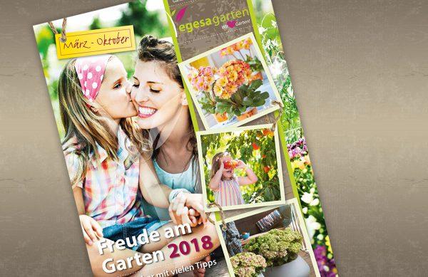 Gartenkatalog 2018 - Freude am Garten