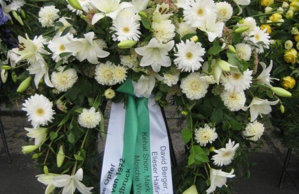 Gedenkveranstaltung Olympia