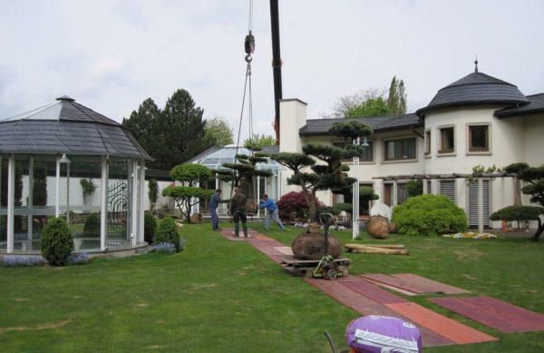 Garten-Landschatsbau (GaLa) in Fürstenfeldbruck und Großraum München