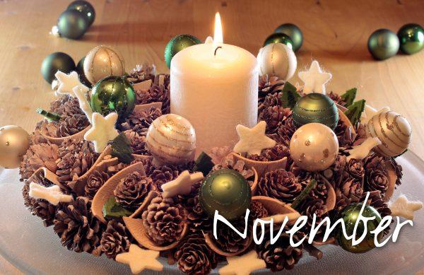 Events im November