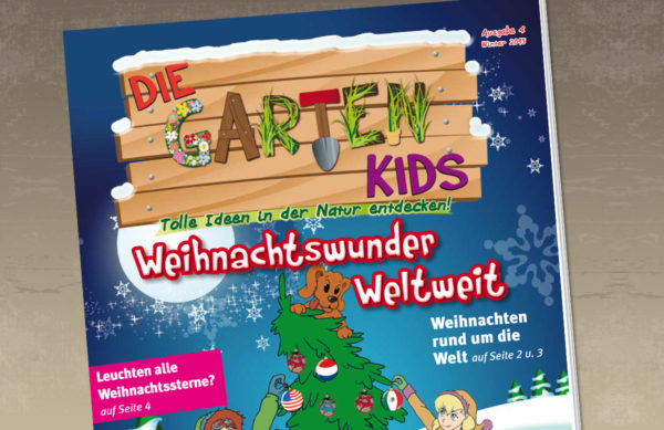 Gartenkids - Winter 2015